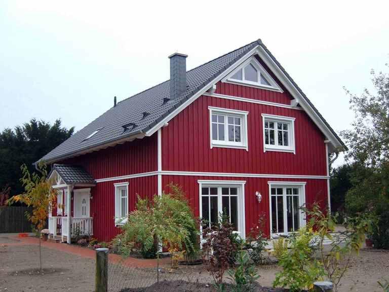 Zeven 200 - Poggenburg Holzbau Außenansicht