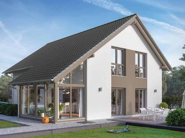 Einfamilienhaus NEO 211 S130 SE - FingerHaus