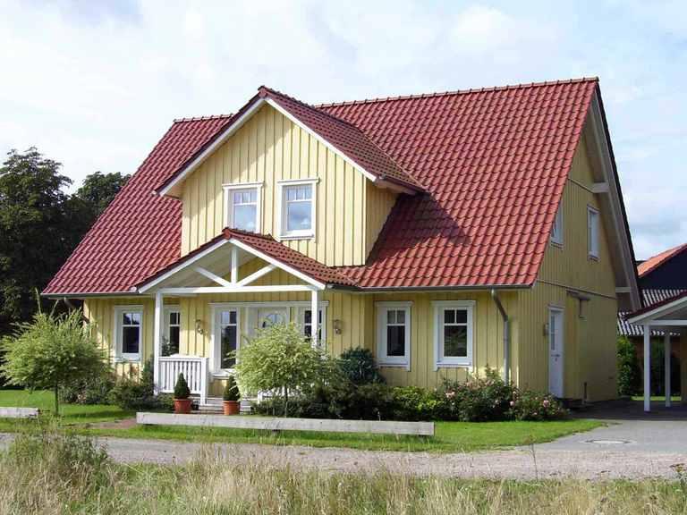 Schwedenhaus XXL 183 - Poggenburg Hausbau