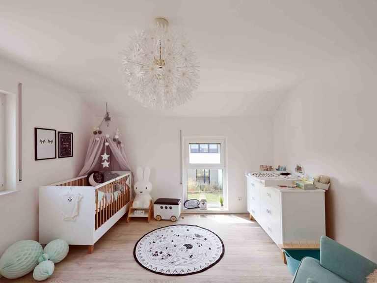 Einfamilienhaus Juna - Fingerhut Haus Kinderzimmer