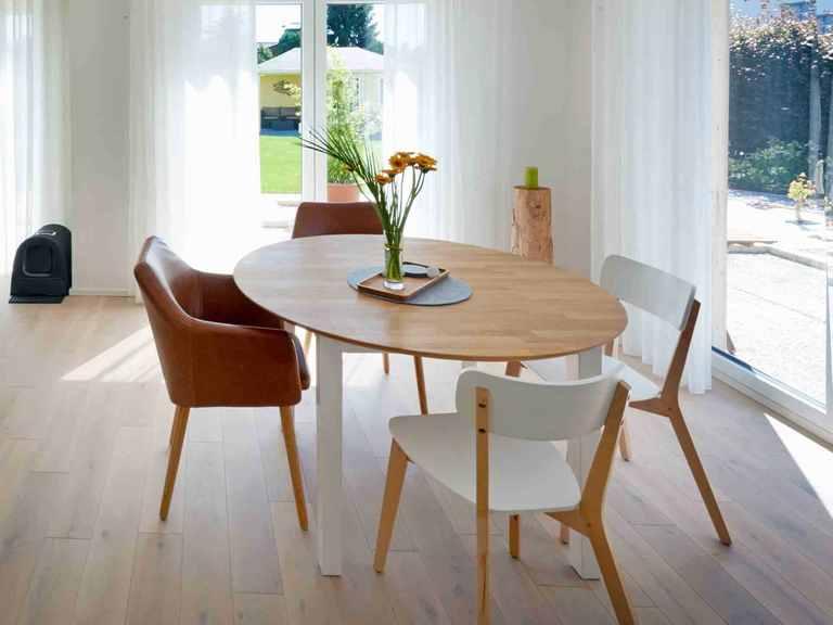 Einfamilienhaus Solaris - Fingerhut Haus Esssbereich