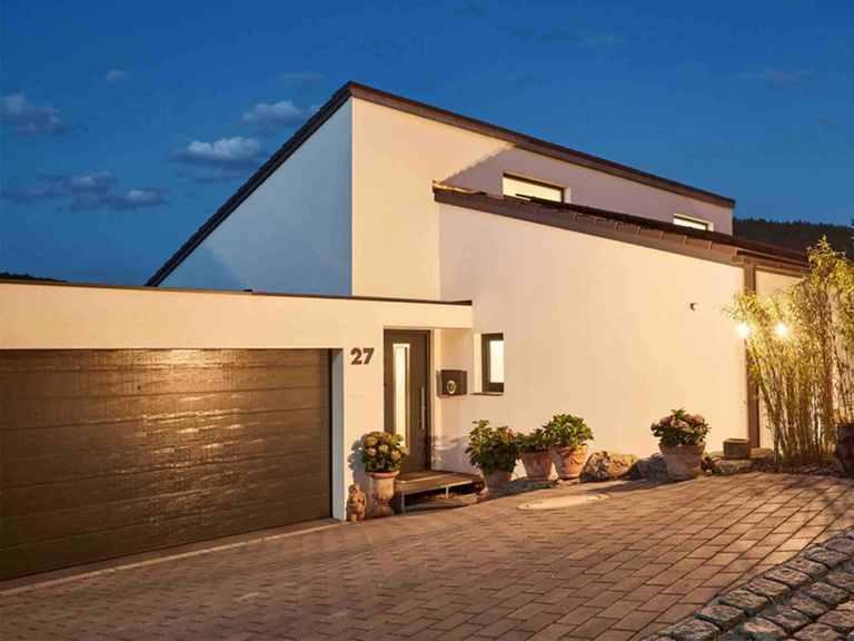 Pultdachhaus modern 102