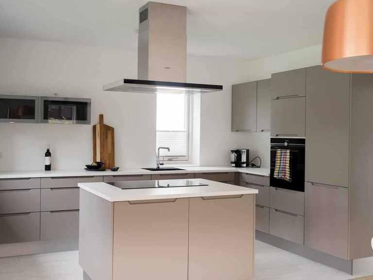 Einfamilienhaus Halstenbek - Die HausCompagnie Küche