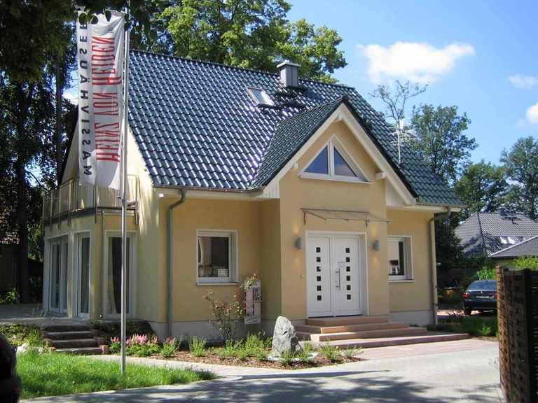 Musterhaus Strausberg  - Heinz von Heiden Berlin & Brandenburg
