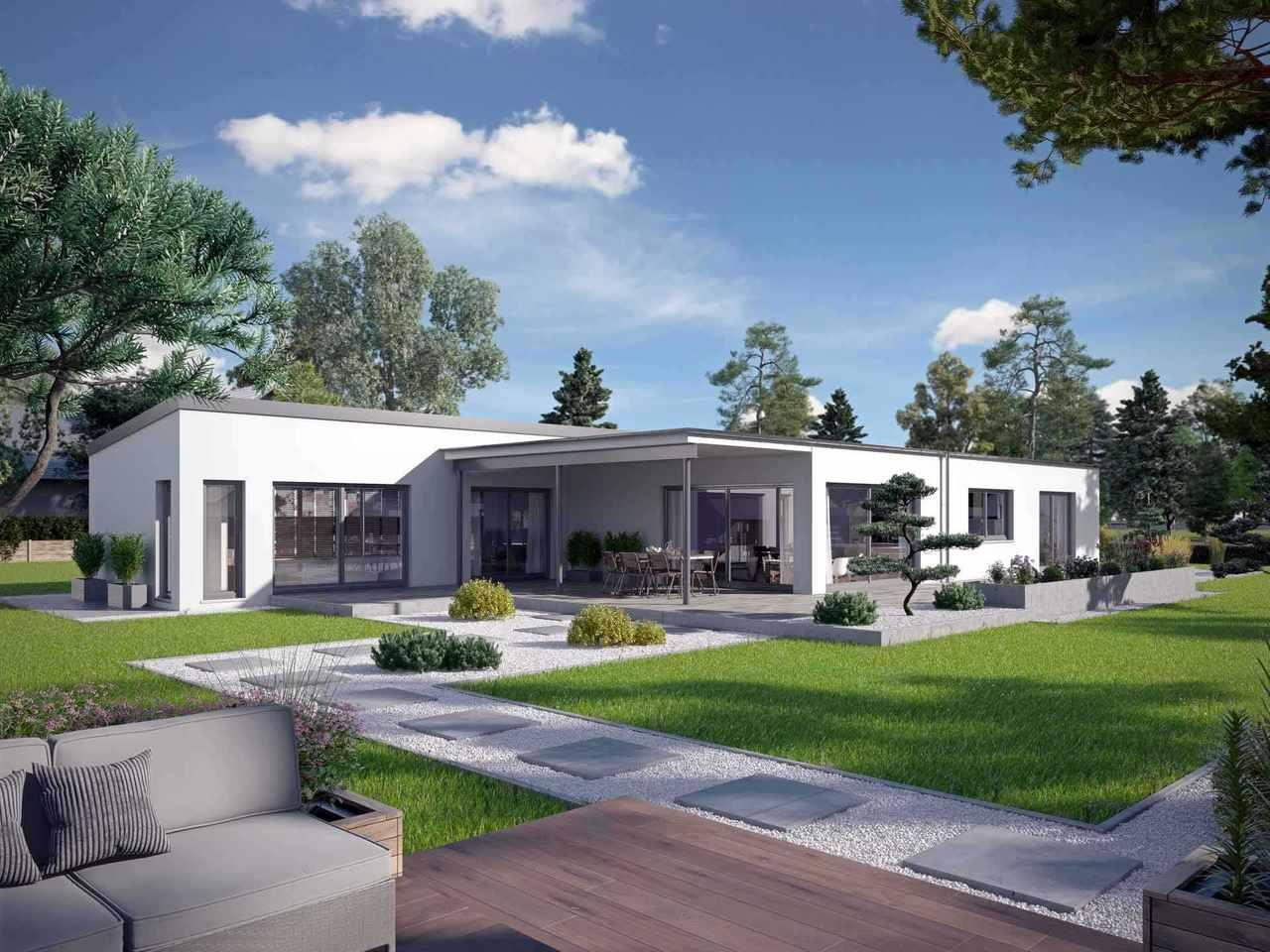 bungalow 157 hanse haus. Black Bedroom Furniture Sets. Home Design Ideas
