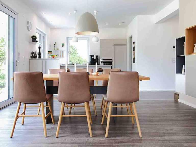 Musterhaus Variant 35-174 - HANSE-HAUS Wohnraum