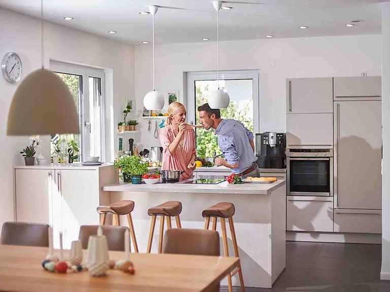 Bungalow 126 - HANSE-HAUS Küche