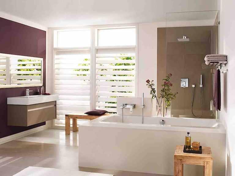 Bungalow 126 - HANSE-HAUS Badezimmer