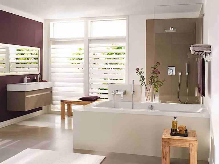 Bungalow 154 - HANSE-HAUS Badezimmer