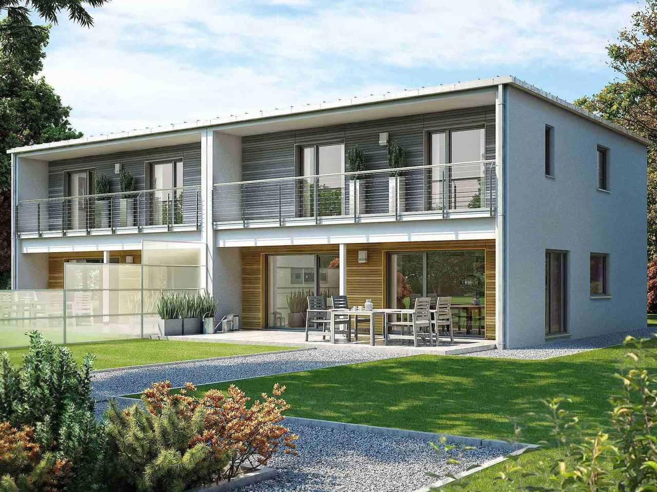Doppelhaus 131 - HANSE HAUS