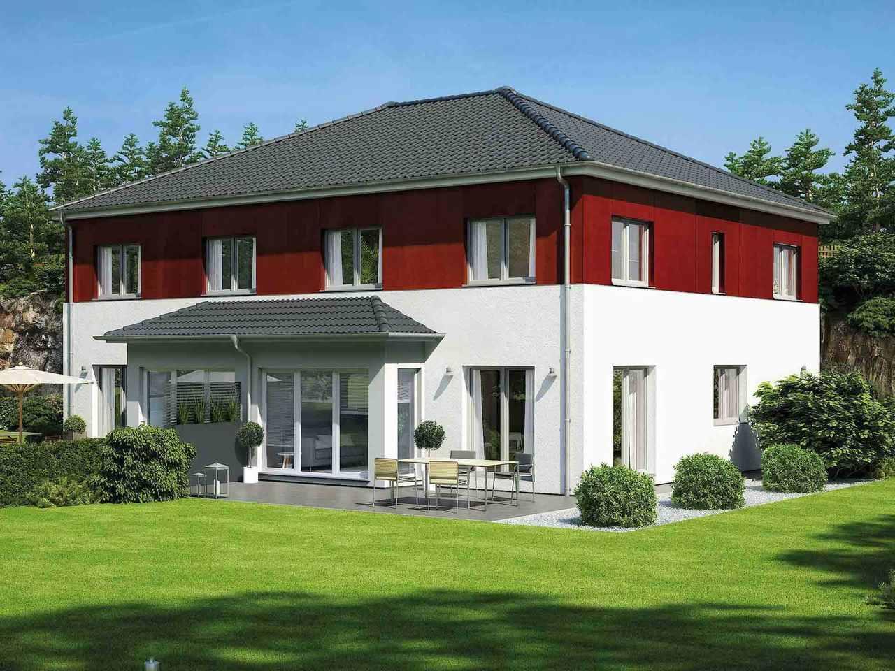 Doppelhaus 139 - HANSE HAUS