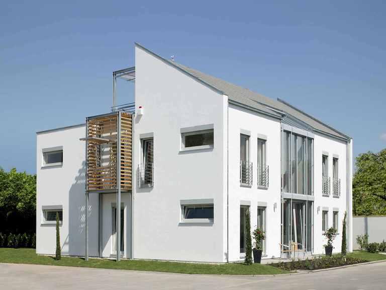 Musterhaus Mannheim - LUXHAUS