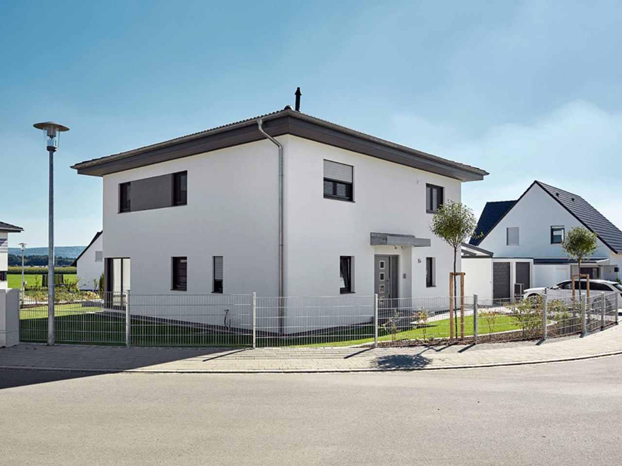 Stadtvilla Walmdach 187 - LUXHAUS
