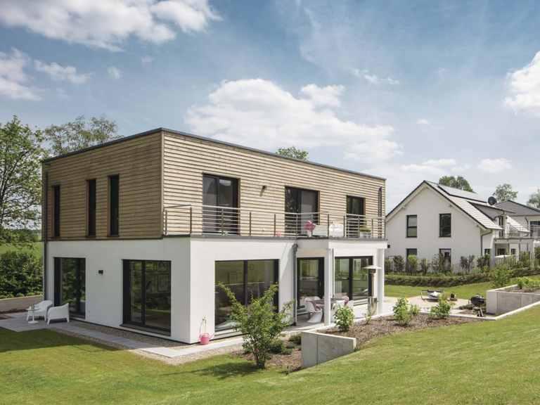 Einfamilienhaus im Grünen - WeberHaus
