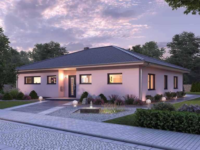 Bungalow BGL 154 - Ytong Bausatzhaus