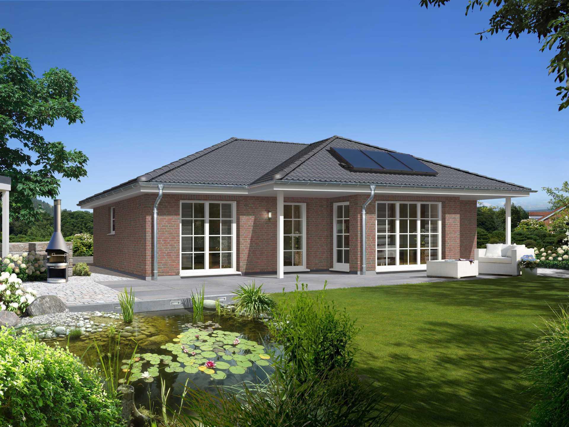 Bungalow 128 optional mit Einliegerwohnung - Town & Country Haus ...