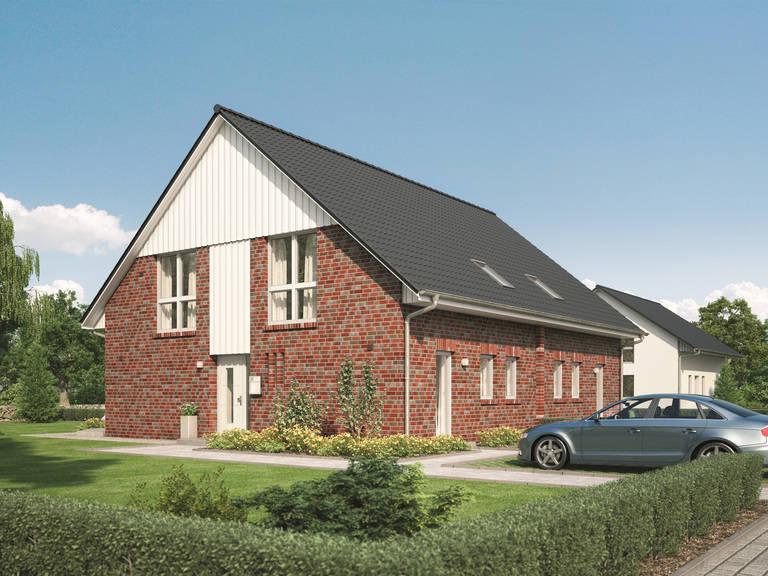 Haus Classico 800 D Ansicht 1 von Viebrockhaus