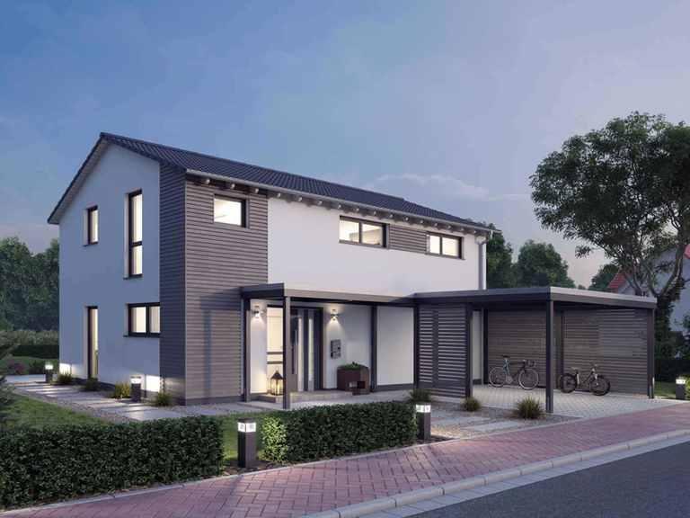 Einfamilienhaus EFH 139 - Ytong Bausatzhaus