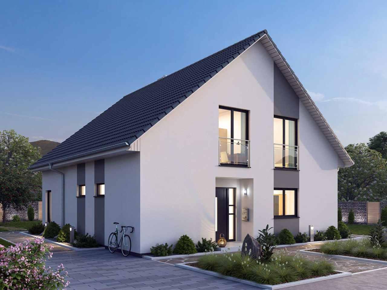 Einfamilienhaus 147 - Ytong Bausatzhaus