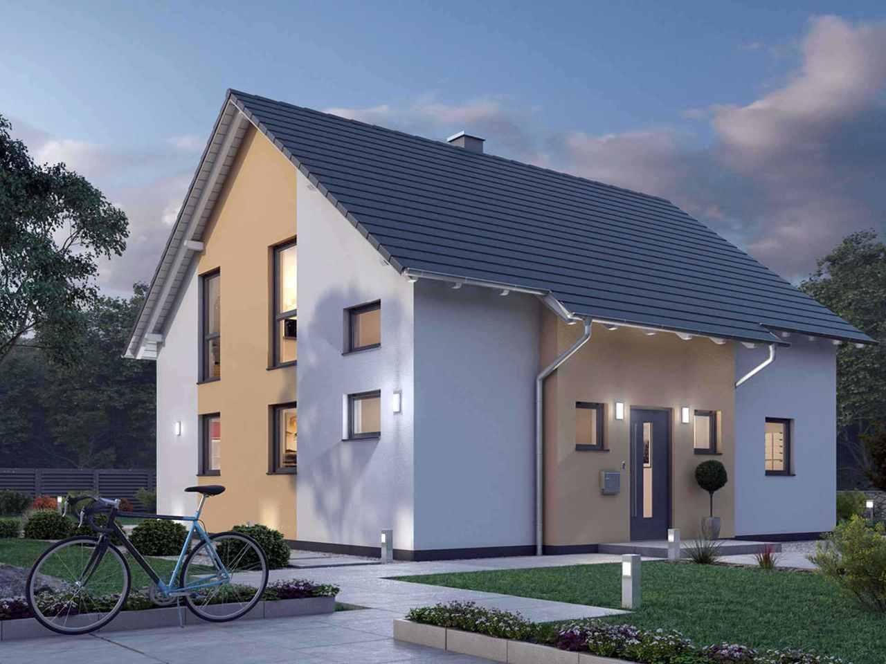 Einfamilienhaus 148 - Ytong Bausatzhaus