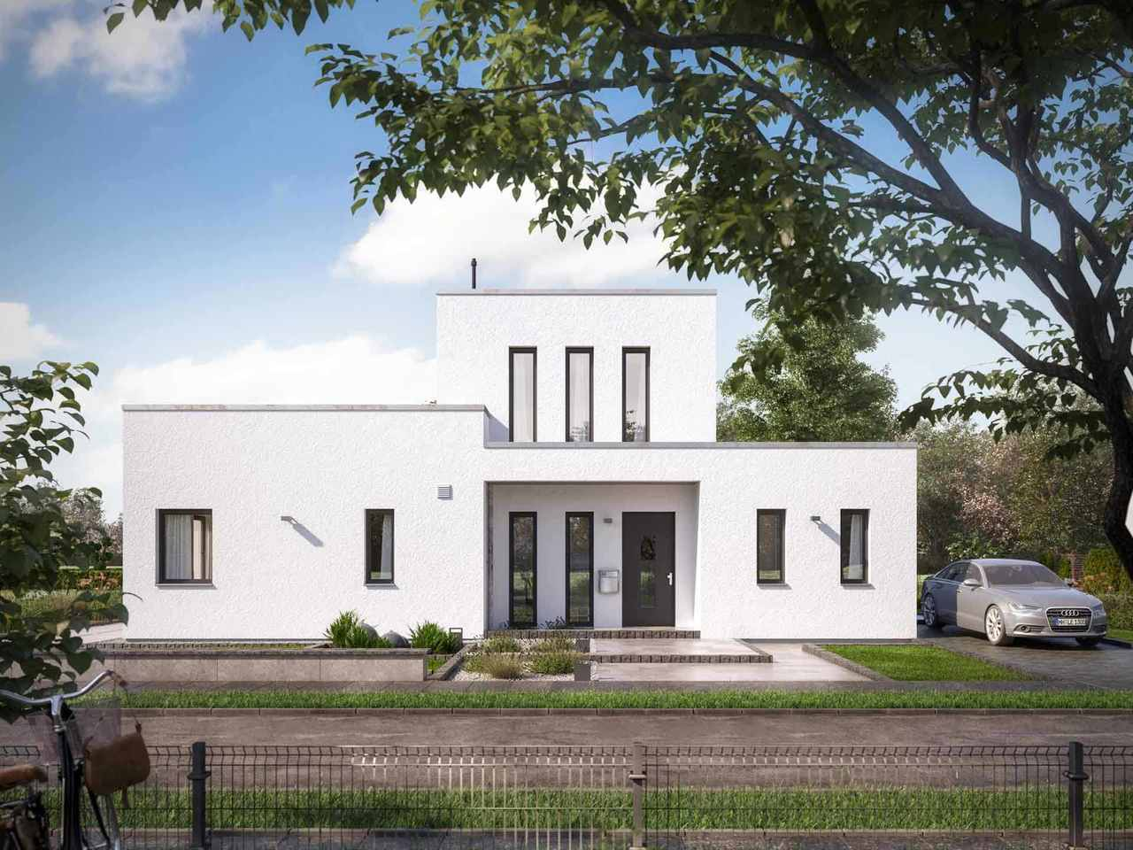 Bauhaus LifeStyle 19.04 F - massa haus