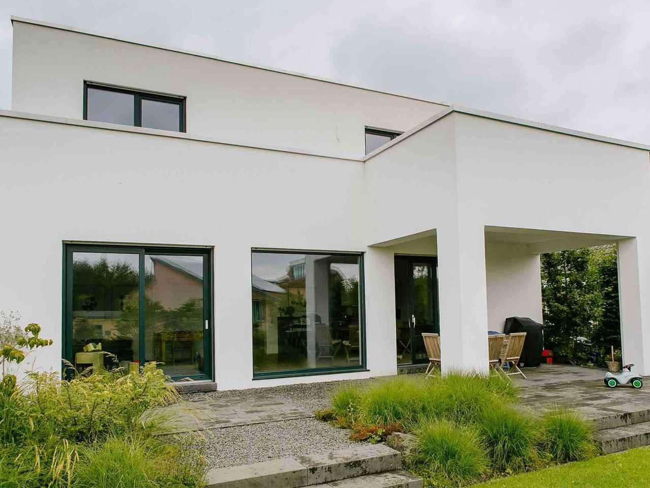 Bauhaus Modern und Puristisch Ansicht 2