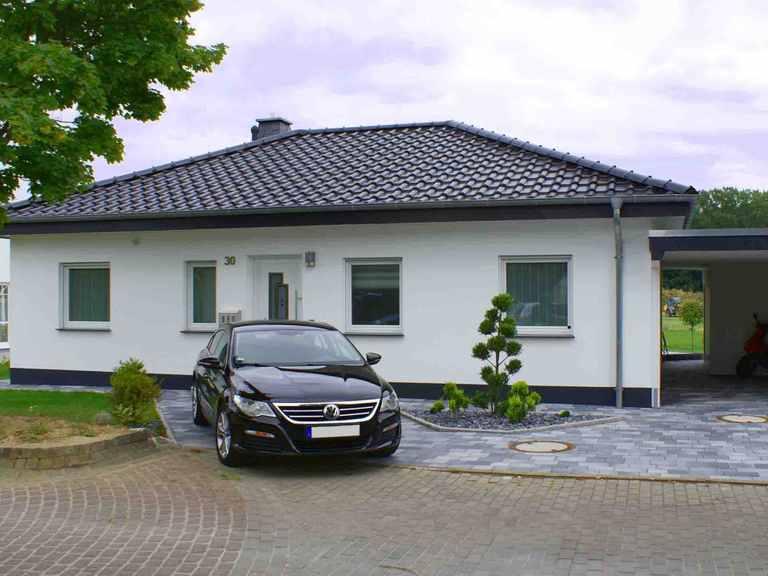 Winkelbungalow 98 - Werrehaus