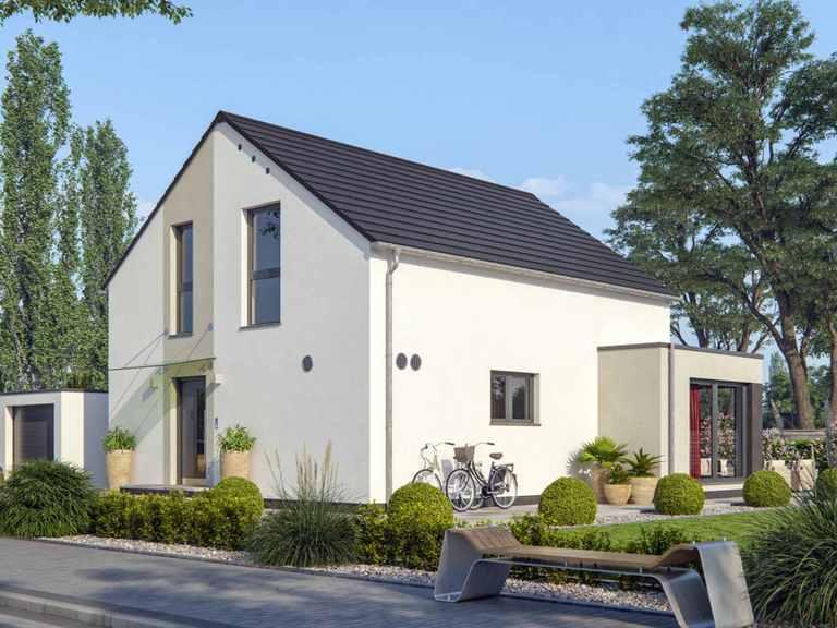 Einfamilienhaus CLOU 119 - RENSCH-HAUS