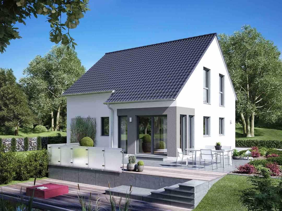 ▷ Einfamilienhaus CLOU 125 - RENSCH-HAUS
