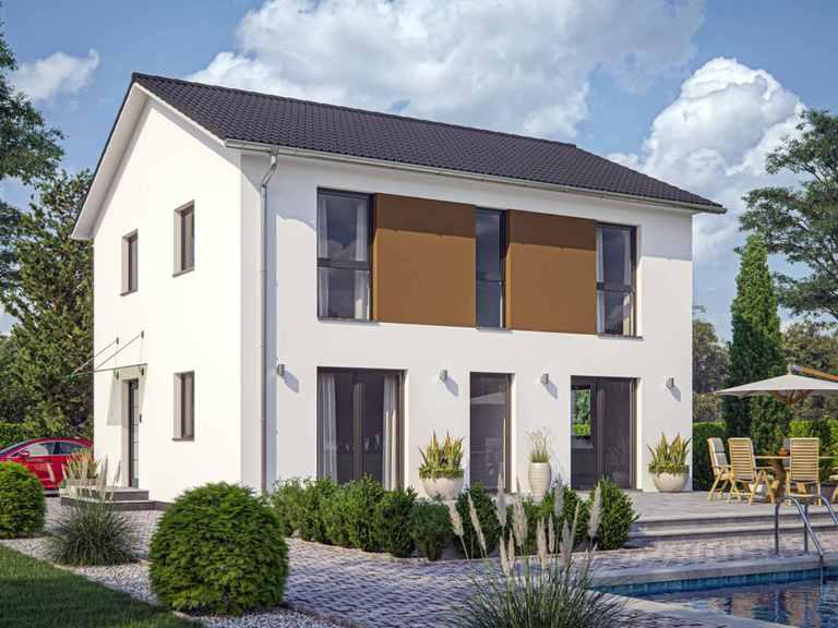 Einfamilienhaus CLOU 135 - RENSCH-HAUS