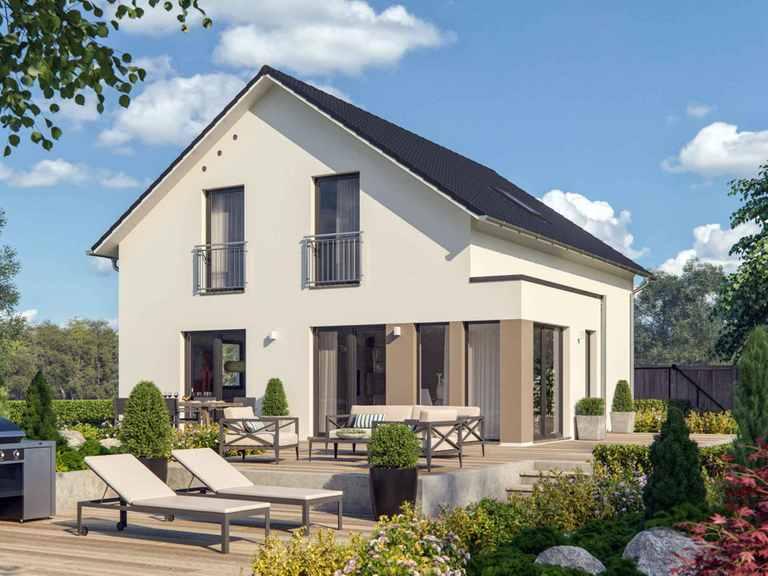 Einfamilienhaus CLOU 143 - RENSCH-HAUS