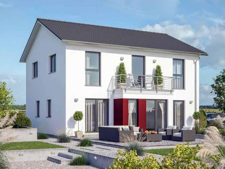 Einfamilienhaus CLOU 157 - RENSCH-HAUS