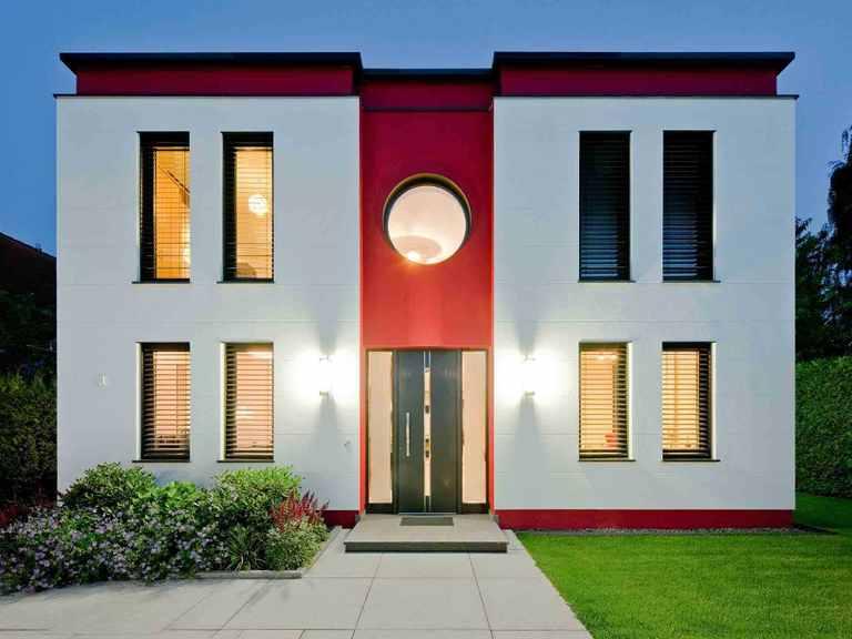 Bauhaus Cubatur 155 - Bau GmbH Roth Hamburg