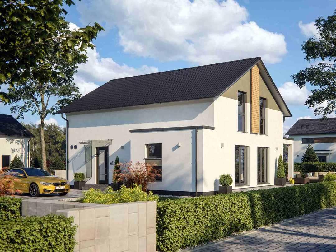 ▷ Einfamilienhauss Life 156 - RENSCH-HAUS
