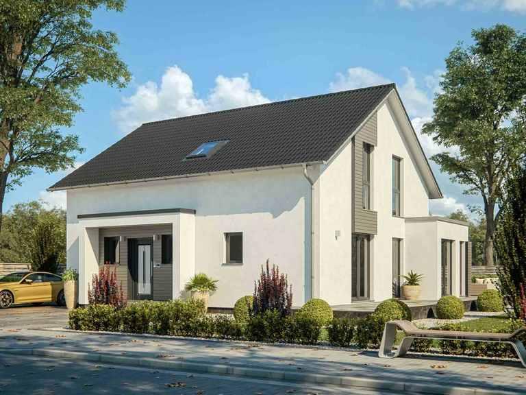 Einfamilienhaus Life 158 - RENSCH-HAUS