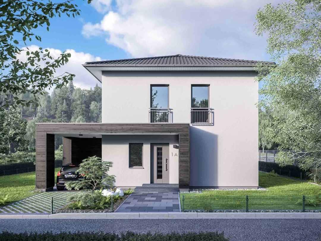 ▷ Einfamilienhaus LifeStyle 13.10 W - massa haus