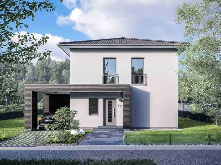Einfamilienhaus LifeStyle 13.10 W - massa haus