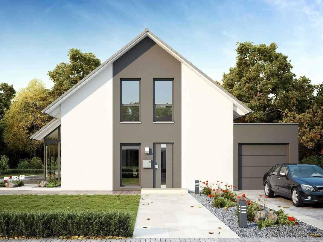 ▷ Einfamilienhaus LifeStyle 14.04 S - massa haus