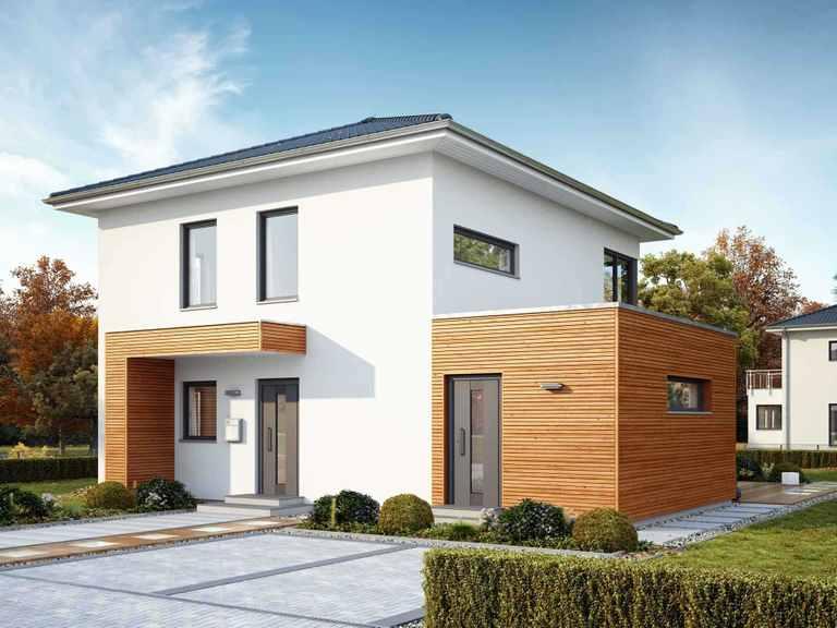Einfamilienhaus LifeStyle 14.04 W - massa haus