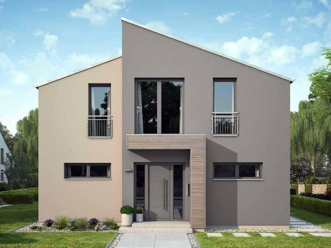 ▷ Einfamilienhaus LifeStyle 16.05 P - massa haus