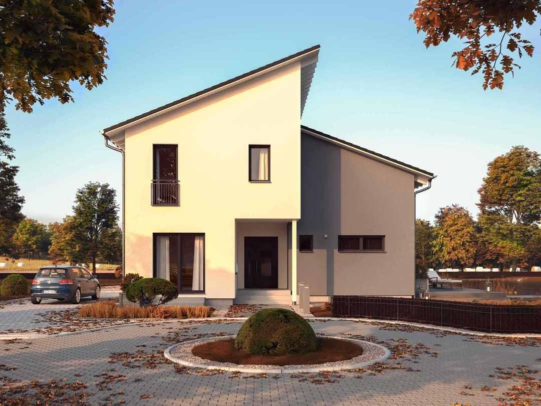 ▷ Einfamilienhaus LifeStyle 18.03 P - massa haus