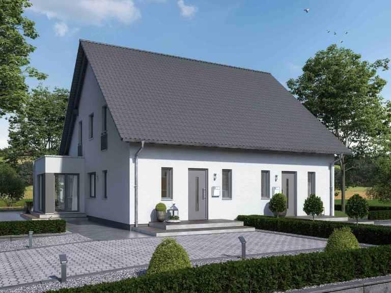 Doppelhaus TwinStyle 13.03 S - massa haus