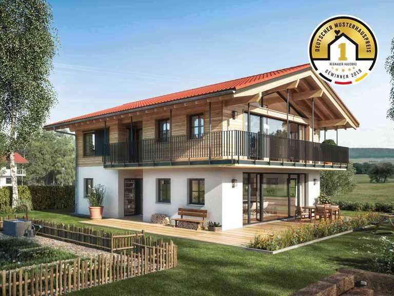 Musterhaus Liesl Regnauer Hausbau