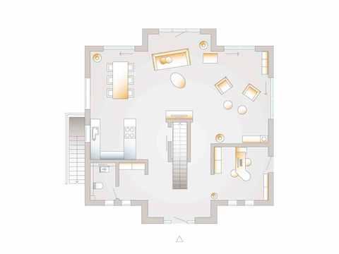 Musterhaus Prestige 2 Grundriss EG