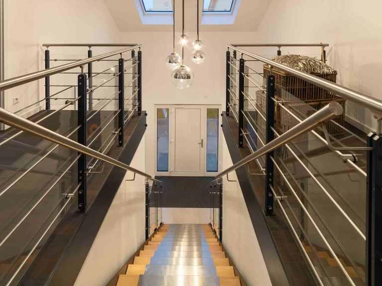 Musterhaus Prestige Eingangsbereich