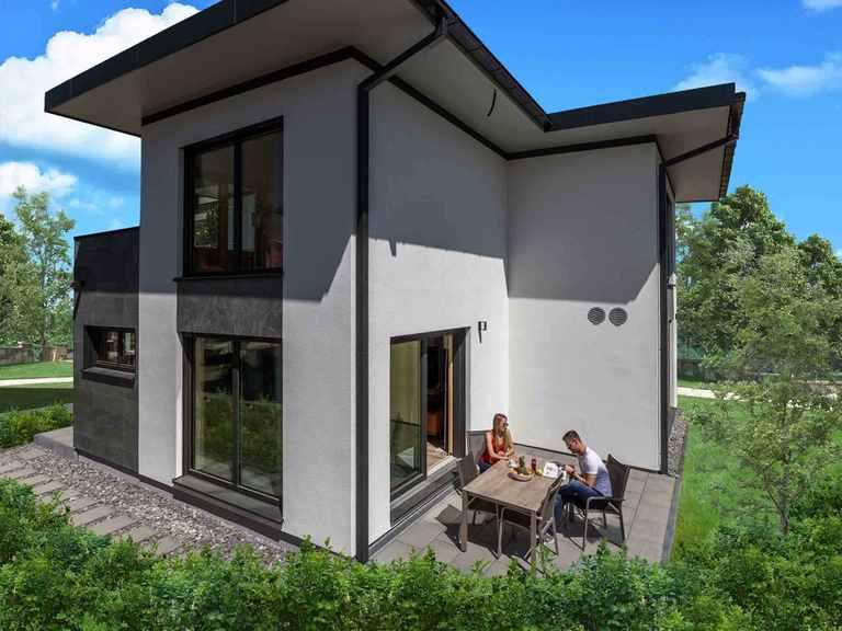 Musterhaus Fellbach Elegant 168 Ansicht 3