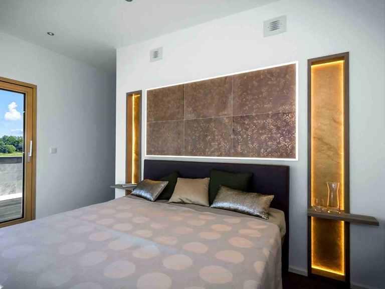 Musterhaus Fellbach Elegant 168 Schlafzimmer