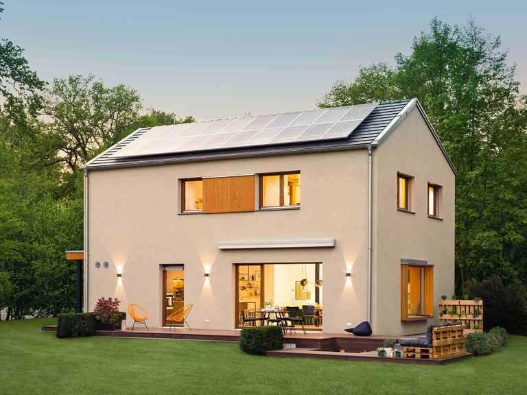 Musterhaus Sunshine 220 WeberHaus