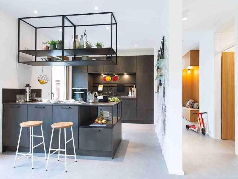 Musterhaus Sunshine 220 Küche