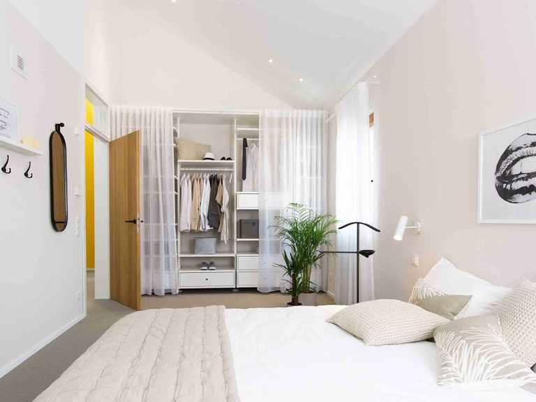 Musterhaus Sunshine 220 Schlafzimmer